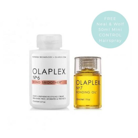 Olaplex Dynamic Duo and Control Bundle
