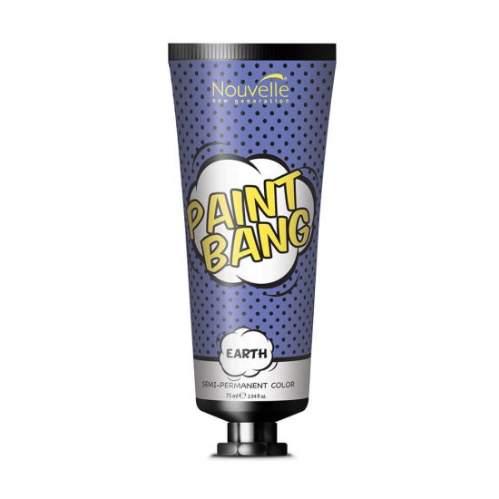 Nouvelle Paint Bang Earth (Violet Grey)