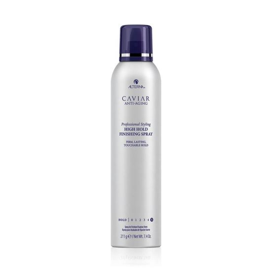 Alterna CAVIAR Style High Hold Finishing Spray 211g
