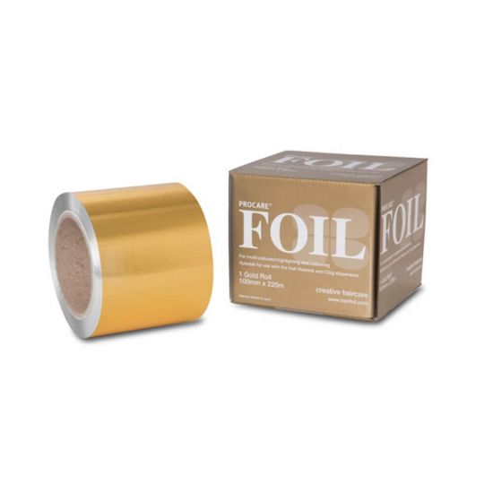 Procare Hair Hostess Trolley Foil (Gold)