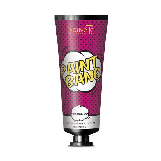 Nouvelle Paint Bang Mercury (Raspberry)