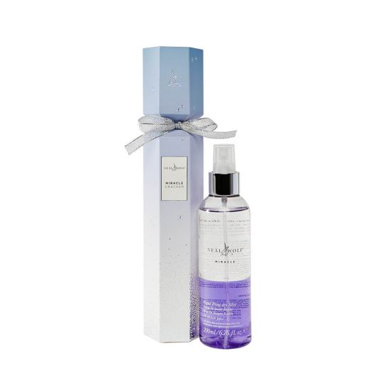 Neal & Wolf MIRACLE Rapid Blow-dry Mist Christmas Cracker (200ml) 2021