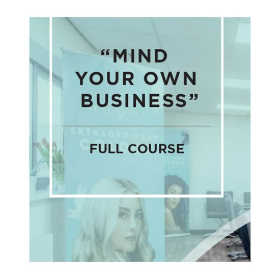 """""""Mind Your Own Business"""" Course"""