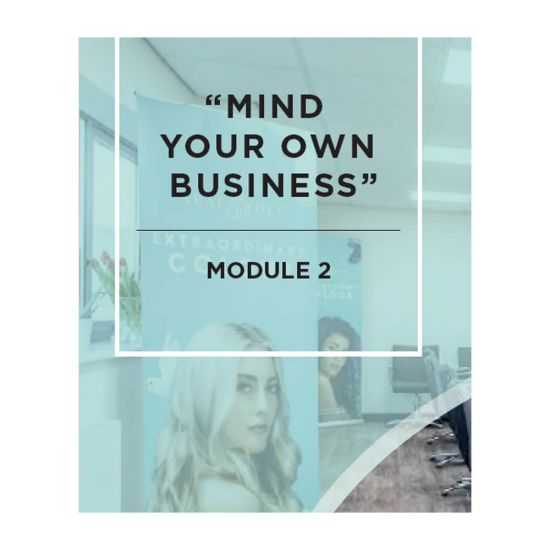 """""""Mind Your Own Business"""" Course - Module 2"""
