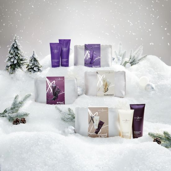 Neal & Wolf Christmas Gift Sets For Salons